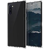 Uniq LifePro Xtreme Hybrid Galaxy Note10 Crystal Clear - Kryt na mobil