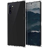 Uniq LifePro Xtreme Hybrid Galaxy Note10+ Crystal Clear - Kryt na mobil