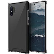 Uniq Combat Hybrid Galaxy Note10+ Carbon Black - Kryt na mobil