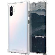 Uniq Combat Hybrid Galaxy Note10+ Blanc White - Kryt na mobil