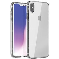 Uniq AirFender Hybrid iPhone Xs/X Nude - Kryt na mobil