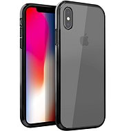 Uniq LifePro Xtreme Hybrid iPhone Xs/X Obsidian - Mobile Case