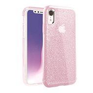 Uniq Clarion Tinsel Hybrid iPhone Xr Blush - Kryt na mobil