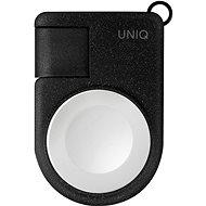 Uniq Cove Wireless Charger MFi pro Apple Watch černý - Bezdrátová nabíječka