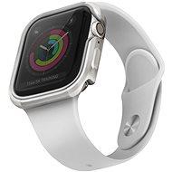 Uniq Valencia pro Apple Watch 44mm Blush Titanium stříbrný - Ochranný kryt