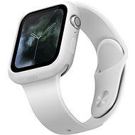 Uniq Lino pro Apple Watch 44mm Dove bílý - Ochranný kryt