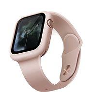Uniq Lino pro Apple Watch 44mm Blush růžový - Ochranný kryt