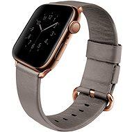 Uniq Mondain pro Apple Watch 40mm Sand béžový - Řemínek
