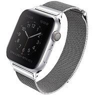 Uniq Dante pro Apple Watch 44mm Sterling stříbrný - Řemínek