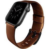 Uniq Mondain pro Apple Watch 44mm Sepia hnědý - Řemínek