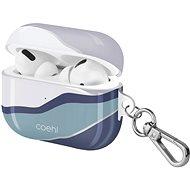 UNIQ Coehl CIel Pro AirPods Pro Blue - Headphone Case