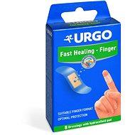 URGO FAST HEALING FINGER for Fingers Hydrocolloid Pad, 8 pcs - Plaster