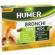 HUMER BRONCHI den a noc tbl.15 - Doplněk stravy