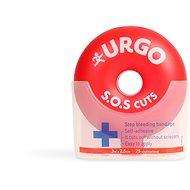 URGO SOS CUTS Samolepící obinadlo 3 m x 2,5 cm - Zdravotnický prostředek