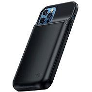 USAMS US-CD162 Battery Case  for iPhone 12 Pro 3500mAh black - Kryt na mobil