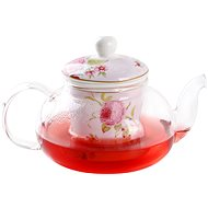 UTC Glass/Porcelain Teapot with Filter 0.6l - Teapot
