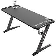Ultradesk Space XXL Black - Herní stůl