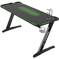Ultradesk Space XXL Green - Herní stůl