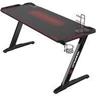 Ultradesk Space XXL Red - Herní stůl