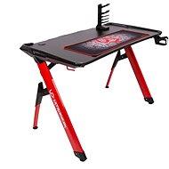 Ultradesk Invader Red - Herní stůl
