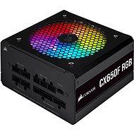 Corsair CX650F RGB Black - Počítačový zdroj