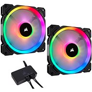 Corsair LL140 RGB LED 140mm Static Pressure PWM - Ventilátor