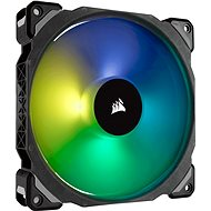 Corsair ML Pro RGB 140mm Two Fan Kit High Static Pressure PWM