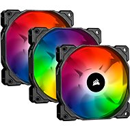 Corsair iCUE SP120 RGB PRO 120mm RGB LED Fan, Triple Pack with Lighting Node Core