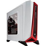 Corsair SPEC-ALPHA Carbide Series - červeno-bílá - Počítačová skříň