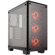 Corsair Crystal Series 460X RGB Tempered Glass - Počítačová skříň