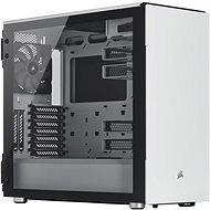 Corsair Carbide Series 678C Tempered Glass bílá - Počítačová skříň