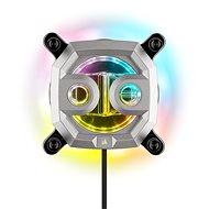 Corsair XC7 RGB(1200/AM4) Silver - Vodní blok pro CPU