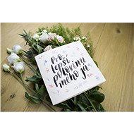 Be Nice přání Z lásky - pro lepší polovičku - Dárkové přání