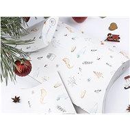 Be Nice Poetické vánoční krabičky na balení (3 ks) - Dárková krabička