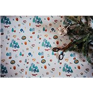 Be Nice Children's Christmas Wrapping Paper, Large (3pcs) - Wrapping Paper