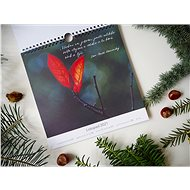 Be Nice kalendář Bohemian Garden 2021 - Nástěnný kalendář
