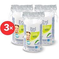 BEL Premium oválné 3× 45 ks - Odličovací tampony