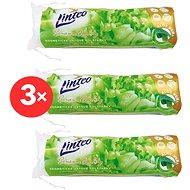 LINTEO Premium Aloe Vera 3 x 80 ks - Odličovací tampony