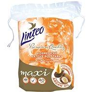 LINTEO Premium Maxi Argan Oil (40ks) - Odličovací tampony