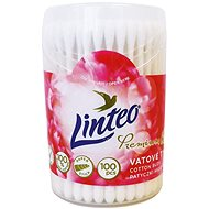 LINTEO Premium Cotton Swabs (100 Pcs) - Cotton Swabs