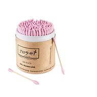 JOSHI Bamboo Pink (200 pcs) - Cotton Swabs