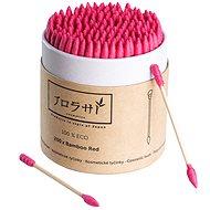 JOSHI Bamboo Red (200 ks) - Vatové tyčinky