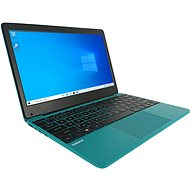 Umax VisionBook 12Wr Turquoise - Notebook