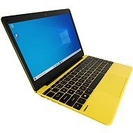 Umax VisionBook 12Wr Yellow - Notebook