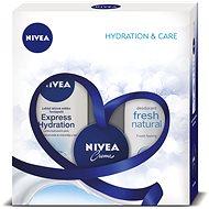 NIVEA Body Hydration dárkové balení pro svěží a okouzlující pokožku - Dárková sada
