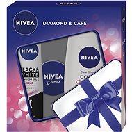 NIVEA dárkové balení péče se třpytem diamantů - Dárková sada