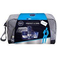 NIVEA Men dárková taška s prověřenou péčí na holení - Dárková sada