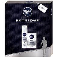 NIVEA Men dárkové balení pro rychlou regeneraci po holení - Dárková sada