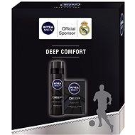 NIVEA Men dárkové balení pro čistou pokožku a holení bez poranění - Dárková sada