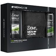 DOVE Men+Care dárková kazeta s ručníkem - Dárková sada